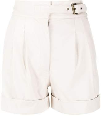 Twin-Set high waisted shorts