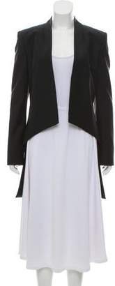 Adeam Virgin Wool Longline Blazer