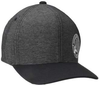 Metal Mulisha Edge Curved Billed Hat /Gray LG/XL