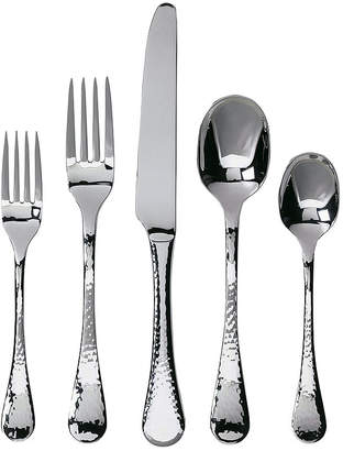 Gingko International Lafayette 20-pc. Hammered Flatware Set