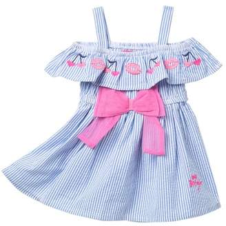 Betsey Johnson Embroidered Dress (Baby Girls)