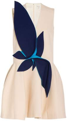 DELPOZO Sleeveless Mini Dress
