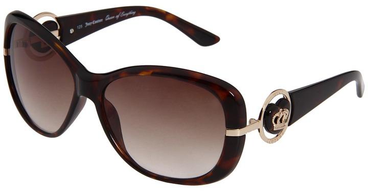 Juicy Couture Scarlet (Tortoise/Brown Gradient) - Eyewear