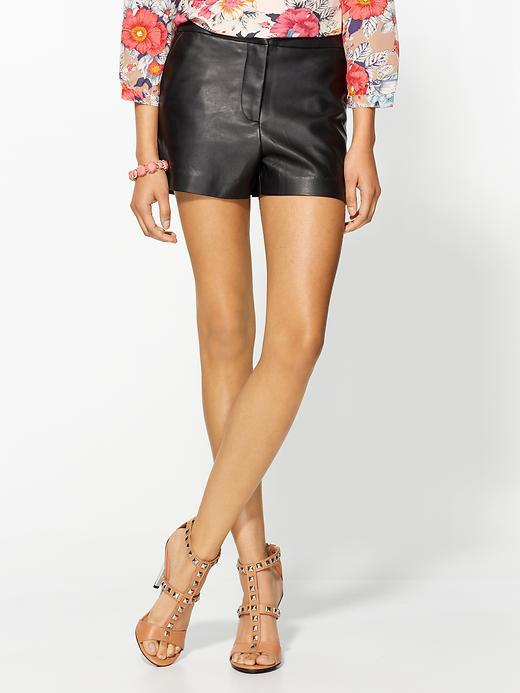 Juicy Couture Tinley Road Vegan Leather Short