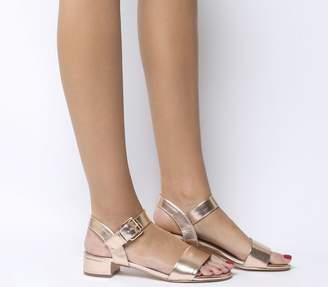 5ac0b002cb0 Office Block Heel Sandals For Women - ShopStyle UK