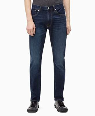 Calvin Klein Jeans Men's Ckj 056 Athletic Taper Fit Jean