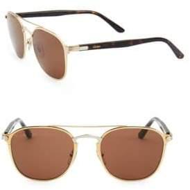Cartier Calixte Rectangular Sunglasses