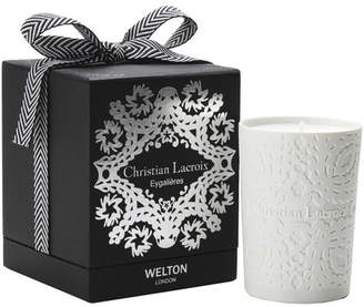 Christian Lacroix Eygalieres Porcelain Candle