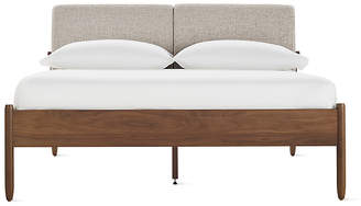 Design Within Reach Raleigh Bed, Grey, Full