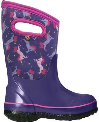 Bogs Classic Unicorn Boot - Toddler Girls'