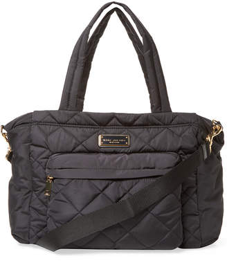 Marc Jacobs Eliz-A-Baby Quilted Baby Bag