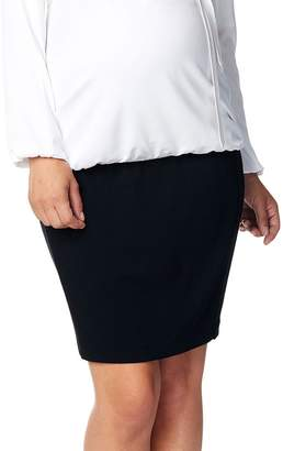 Noppies 'Jaime' Over the Belly Maternity Skirt