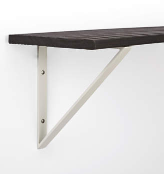 "Rejuvenation 8"" Triangle Brackets & Shelf Set"