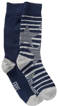 Frye Star Crew Socks - Pack of 2