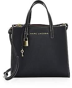 Marc Jacobs Women's Mini Grind Stone Leather Satchel