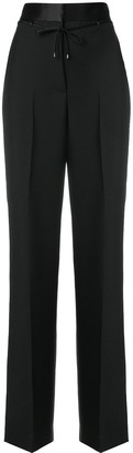 Bottega Veneta high wasited suit trousers