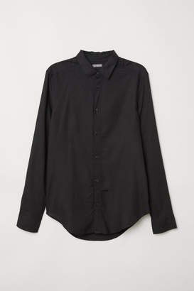 H&M Viscose Shirt - Black