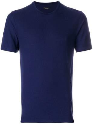 Z Zegna short-sleeve T-shirt