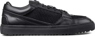 Etq Black Mesh Low Top 3 Sneakers