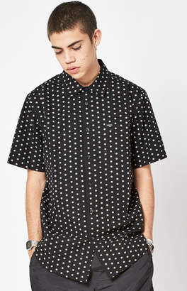 Obey Brighton Short Sleeve Button Up Shirt