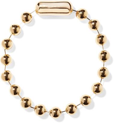 Balenciaga Balenciaga - Gold-tone Choker - one size