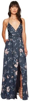 The Jetset Diaries Iman Maxi Dress Women's Dress