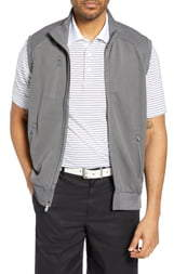 Bobby Jones XH2O Denali Stretch Zip Golf Vest