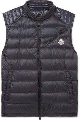 3ef1ad2df0f5 Moncler Arv Quilted Shell Down Gilet