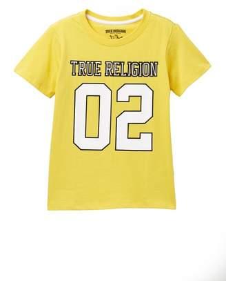 True Religion Branded Tee (Toddler & Little Boys)