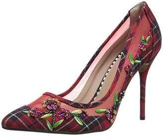 Betsey Johnson Women's RAYN Pump