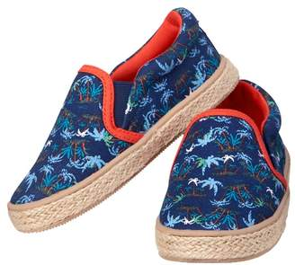 Crazy 8 Palm Espadrilles