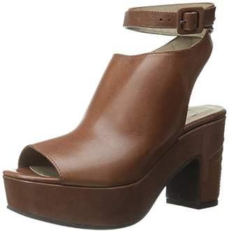 Delman Women's D-Daisy-V Platform Sandal