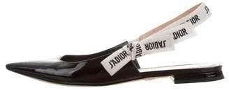 Christian Dior J'Adior Slingback Flats