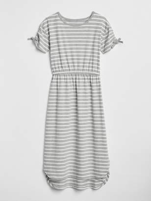 Gap Cinch-Waist T-Shirt Dress