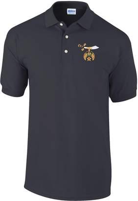 Polo Ralph Lauren Logoz USA - Shriners Shirt Masonic Apparel Personalized Clothing- Mens Dress Shirt