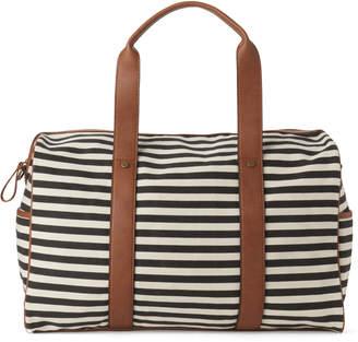 Madden-Girl Patterned Weekender Bag