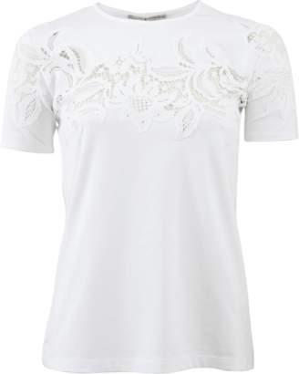 Ermanno Scervino Lace Inset T-Shirt