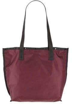 Le Sport Sac Madison Print Tote