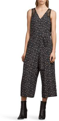 AllSaints Cate Pepper Crop Jumpsuit