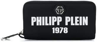 Philipp Plein 1978 logo wallet