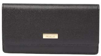 Furla Leather Flap Wallet