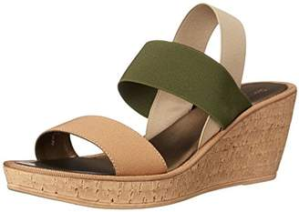 The Flexx Women's Over Step Wedge Sandal