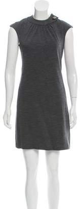 Milly Wool Mini Dress
