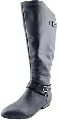Material Girl Capri Wide Calf Women US 8 Knee High Boot