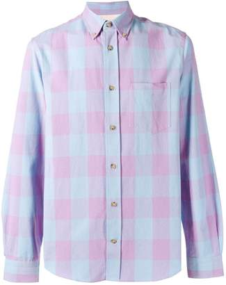 Acne Studios Isherwood checked shirt
