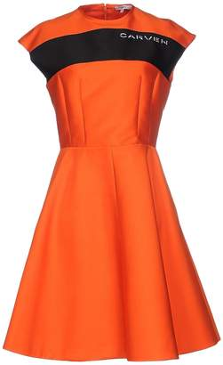 Carven Knee-length dresses