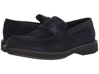 Emporio Armani Suede Loafer