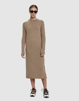 Mijeong Park Wholegarment Long Sweater Dress