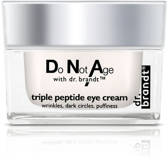 Dr. Brandt Skincare Do Not Age With Triple Peptide Eye Cream 15g