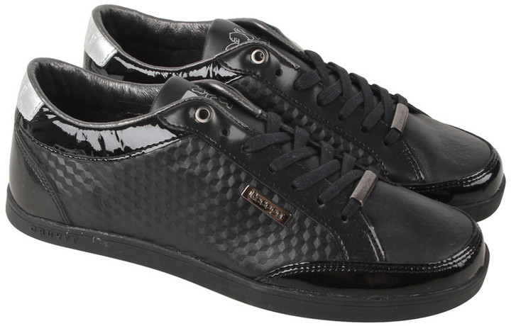 Pelota 3d Hex Leather Trainers